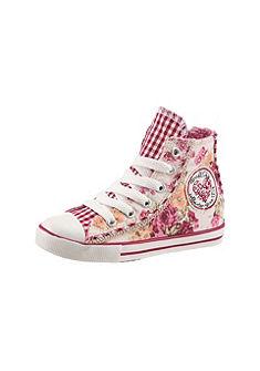 Dětská krojová obuv s květovaným designem, Krüger Madl