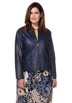 sheego Style műbőr dzseki