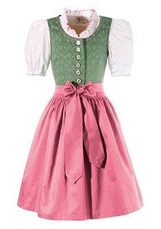 Dětský kroj s tradičním vzorem, Turi Landhaus (3-dílný)