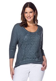 sheego Style Dlhé tričko
