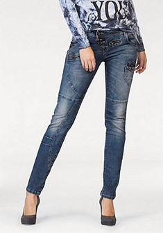 Cipo & Baxx Úzke džínsy