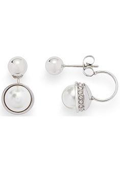 Jewels by Leonardo Náušnice s perlami, »vero, 015824«