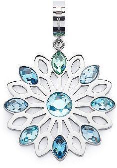 Jewels by Leonardo charm medál üvegkövekkel, »darlin's lamina, 015845«
