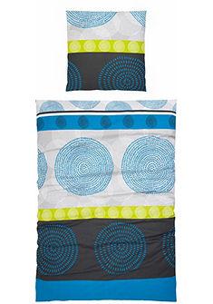 Ložní prádlo, my home, »Flat « s ornamenty a pruhy