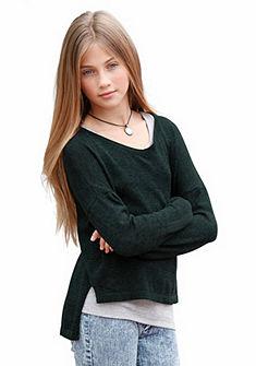 Buffalo lányka oversize pulóver