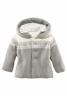 Klitzeklein Pletený svetr s hřejivou výplní