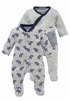 Klitzeklein Pyžamo pro miminka (2 ks)