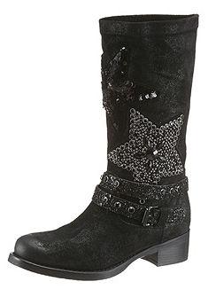 MIMMU kovbojská obuv