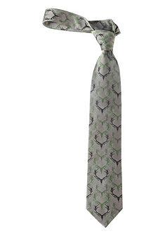 Krojová kravata v luxusní barevné kombinaci