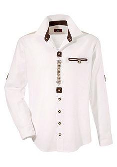 Krojová košeľa vo vidieckom štýle, OS-Trachten