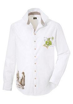 Krojová košeľa s potlačou, OS-Trachten