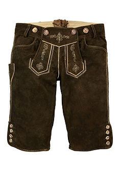 Krátké dámské krojové kalhoty s výšivkou, Marjo