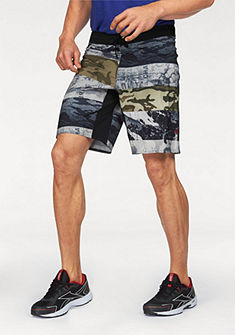Reebok Šortky »One Series Winter Camo Sublimated Short«