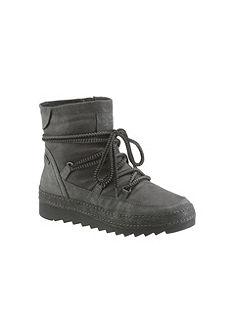 Jana Šněrovací boty vysoké