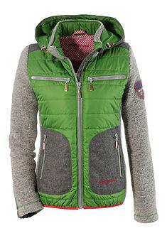 Dámská krojová outdoorová bunda s lehkým prošitím, Almgwand