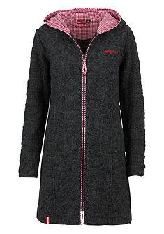 Dámská outdoorová bunda se zipem, Almgwand
