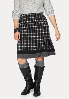 Boysen 's Kostkovaná sukně
