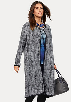 Junarose Dlhý pletený sveter