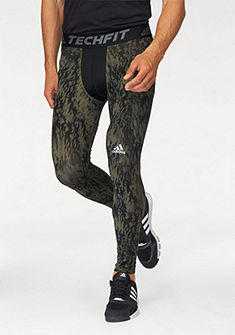 adidas Performance Sportovní legíny »TECHFIT BASE SHARDS GRAPHIC TIGHT«