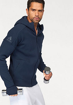 adidas Performance Mikina s kapucí »Z.N.E. FULLZIP HOODIE«
