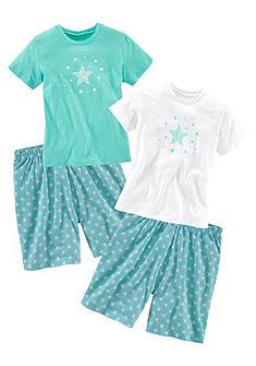 Petite Fleur Pyžamové šortky