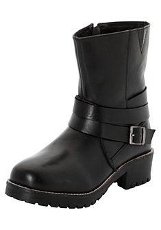 Sheego Shoes Krátke čižmy
