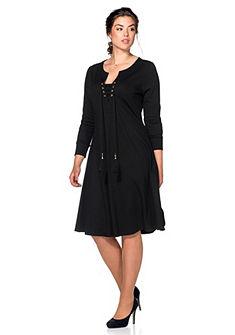 sheego Style Džersejové šaty