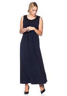 sheego Style Večerní šaty s korálky