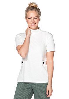 sheego Trend Žebrované tričko