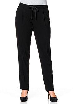 Sheego Class Strečové kalhoty »úzké«