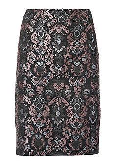 Vzorovaná sukňa
