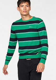 John Devin Férfi kötött pulóver
