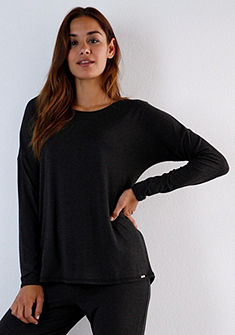 Skiny Tričko s dlouhými rukávy v rozšířeném střihu