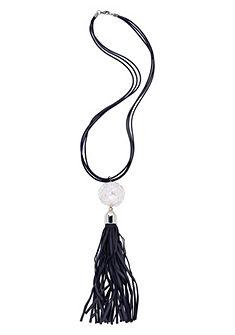 sheego Style Retiazka s umelou perlou