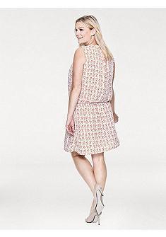 Vzorkované šaty
