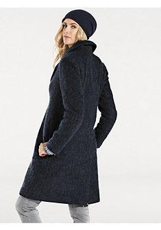 Gyapjú outdoor kabát, kalló anyagból
