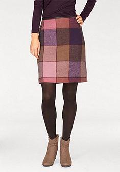 Corley Kostkovaná sukně