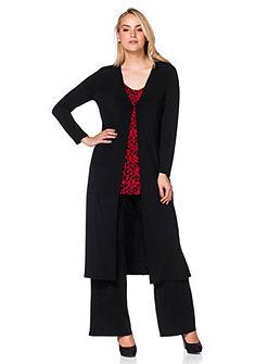 sheego Style Džersejový kabát