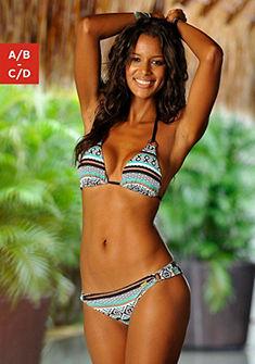 Háromszög fazonú bikini felső, LASCANA