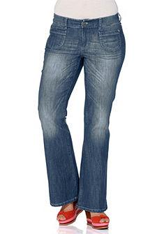 sheego Strečové džíny