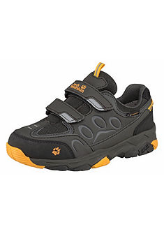 Jack Wolfskin outdoorová obuv »Mountain Attack 2 Texapore Low Velcro Kids«