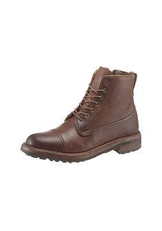 GORDON & BROS Šnurovacie topánky vysoké »Nimo Nico«