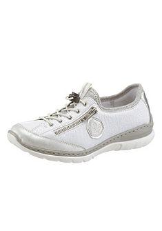 Rieker Nazúvacie topánky, pamäťová pena a zips