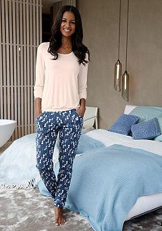 CALIDA Relaxační vzorované kalhoty »May«