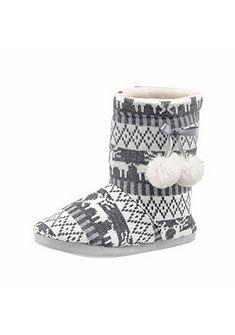 CITY WALK zimní domácí obuv