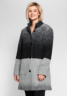 sheego Style rövid kabát színátmenetes
