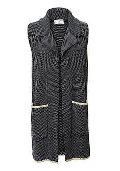 Pletená vesta