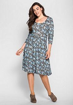 sheego Style Šaty s potiskem