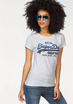 Superdry póló »Vintage Logo Overdyed AOP«