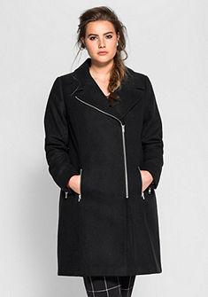 sheego Trend Kabát s klopami